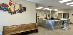 SoCo Primary Care Clinic Office Waiting Room